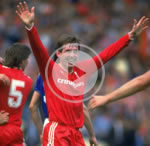 Liverpool claimed a league and FA Cup double in Kenny Dalglish's first-season as player-manager.